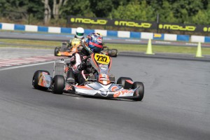 David Ilavia nearly missed out on a top-20 finish in the large Junior Max division (Photo: Ken Johnson - Studio52.us)