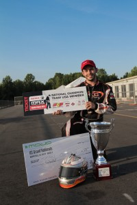Sean Owens earned the second spot on the DD2 podium, and will compete at the Rotax Grand Finals in November (Photo: Ken Johnson - Studio52.us)