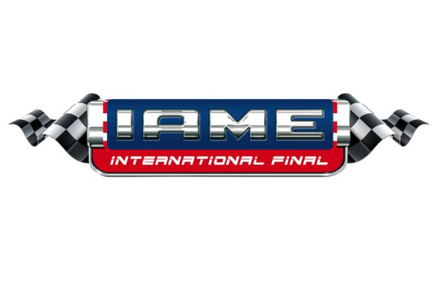IAME International Final logo