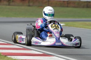 A fourth place finish in Masters Max for Corey Mitchell was his best performance at the Rotax national championship (Photo: Ken Johnson - Studio52.us)