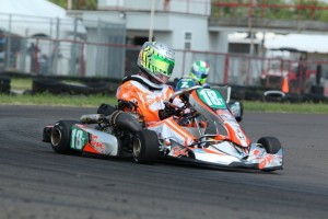 Texan Nathan Adds scored two wins on the weekend, S5 and Rotax Junior (Photo: dreamscaptured.net)