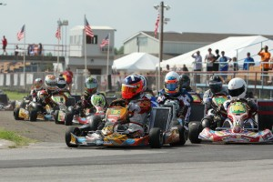 Ryan Kinnear led the S2 field in Saturday's main event (Photo: dreamscaptured.net)