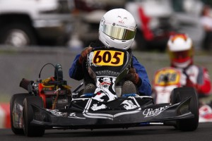 McCullough had pole and a win in Sunday's ECKC race in Quebec (Photo: IPK North America)
