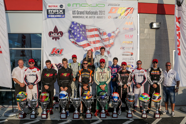 Member of Team USA following the 2013 United States Rotax Max Challenge Grand Nationals (Photo: Ken Johnson - Studio52.us)