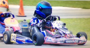 Joseph Lamberth to compete at Rotax Micro & Mini Invitational at the NOLA Karting facility in November  (Photo: Chris Lamberth)