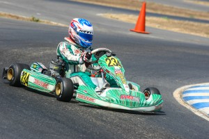Christian Brooks (Photo: Sean Buur - Go Racing Magazine)