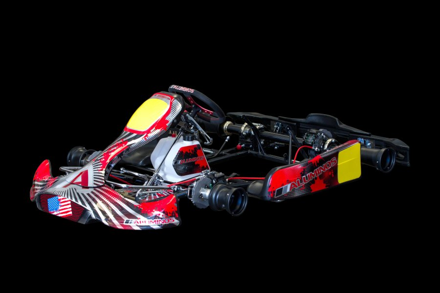 The new Aluminos chassis has debuted with victories at the local level and national scene (Photo: Aluminos.com)