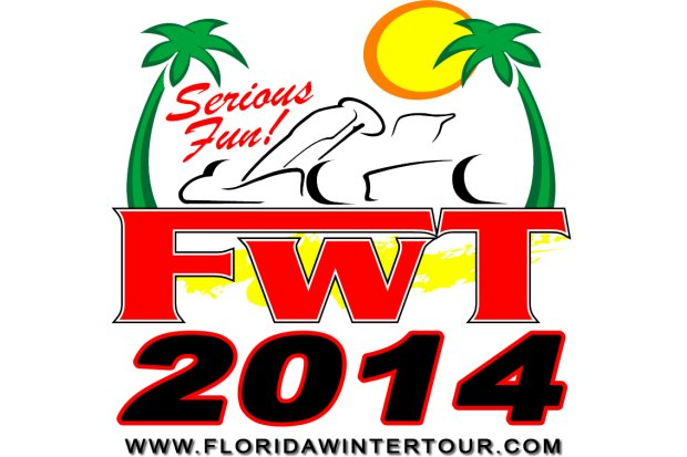 FWT Florida Winter Tour 2014 logo