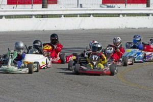 Clone Jr. take to the road course