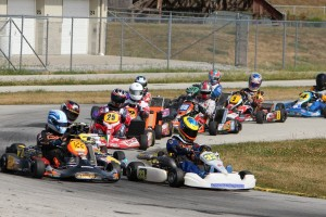 The first annual Midwest Shifterfest brought together a variety of drivers from around the area to New Castle Motorsports Park (Photo: Jill Nufer)