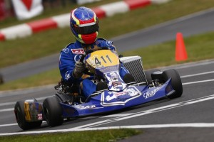 Max Preston made his DD2 debut a solid one qualifying fifth and finishing sixth (Photo: IPK North America)