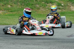 Jim Russell Jr. gave Parolin its fifth victory at the USPKS series in 2013 (Photo: DavidLeePhoto.com)