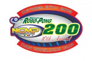 Robo-Pong 200 logo