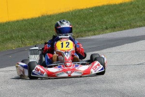 Ruppe drove to his first ever Mini Max victory in July, backing it up with his second just a few weeks later