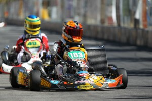 It was another victory on the year for S5 Junior driver Jarred Campbell (Photo: DromoPhotos.com)