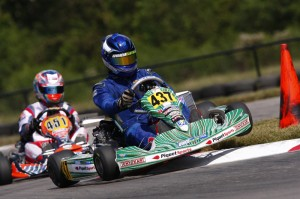 Daniel Formal added 'Rotax DD2 Pan-American Champion' to his already impressive resume  (Photo: 37RacingEngines)