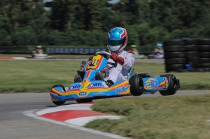 Roger Ralston Jr. gets some air time at NOLA during the Rotax Pan-American Challenge  (Photo: Ken Johnson - Studio52.US