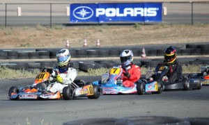 Senior Rotax action (Photo: Kassy Loving)