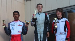 Junior Rotax (Photo: Kassy Loving)