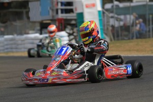 Castle Hill driver Pierce Lehane added two state crowns to his ever-growing resume across the weekend. (quickpixels.com.au)