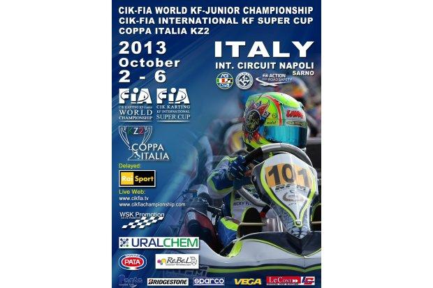 CIK-FIA KFJ WC logo