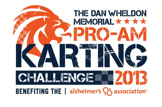 Dan Wheldon Memorial Pro-Am Karting Challenge logo