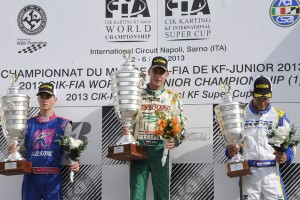 Karol Basz crowned the victor in Sarno, in International Super Cup KF