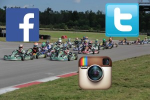 Social media is key to the growth of karting