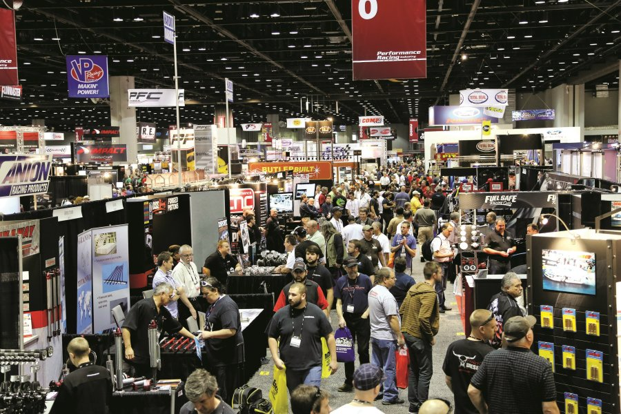 The 2013 PRI Trade Show is set for December 12-14