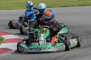 Nick Neri remains on the pole position for the Senior Max category (Photo: Ken Johnson - Studio52.us)