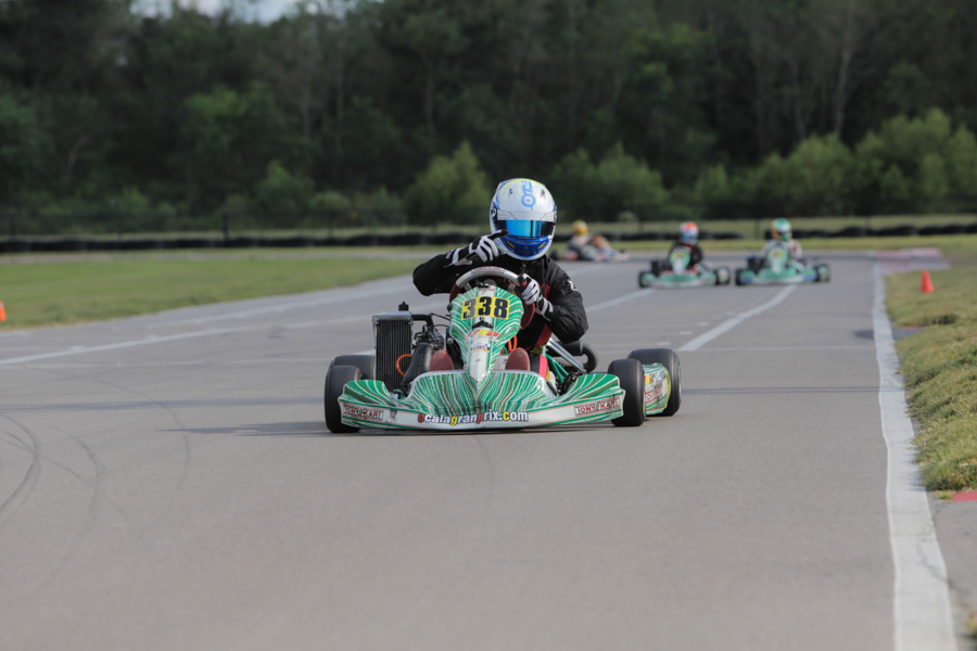Oliver Askew put in a dominant performance in the Senior Max main event (Photo: Ken Johnson - Studio52.us)