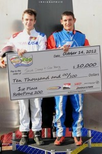 Sam Beasley and Jacob Donald took home the victory and $10,000 in 2012 (Photo: DavidLeePhoto.com)