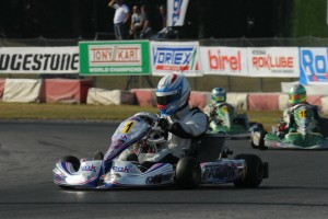 AJ Myers (Photo: Rok Cup USA)
