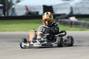 It was win number two for Max Hewitt in Mini Max (Photo: dreamscaptured.net)