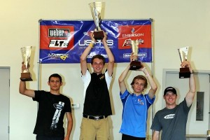 Kyle Kalish claimed the inaugural Leopard Pro title (Photo: DavidLeePhoto.com)