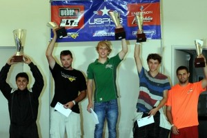 Joel Jens claimed five victors in Yamaha Senior en route to the inaugural championship (Photo: DavidLeePhoto.com)