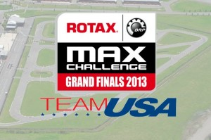 2013 Rotax Grand Finals Team USA logo
