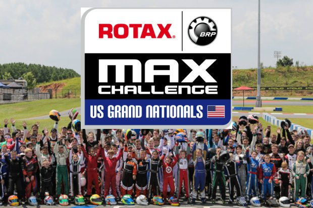 2014 US Rotax Grand Nationals logo