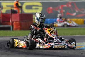Former multi-time world champion David Fore will contest KZ2 category under the CRG-USA banner  (kartcrg.com)