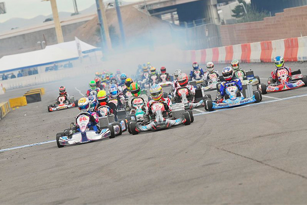 The evolution of the SKUSA SuperNationals has provided American karting with an event that boasts full fields across the board (Photo: Todd McCall - otp.ca)