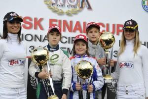 Nov 60 mini podium