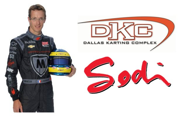 IndyCar's Sebastien Bourdais will join Dallas Karting Complex/Sodi Racing USA at the SKUSA SuperNationals XVII