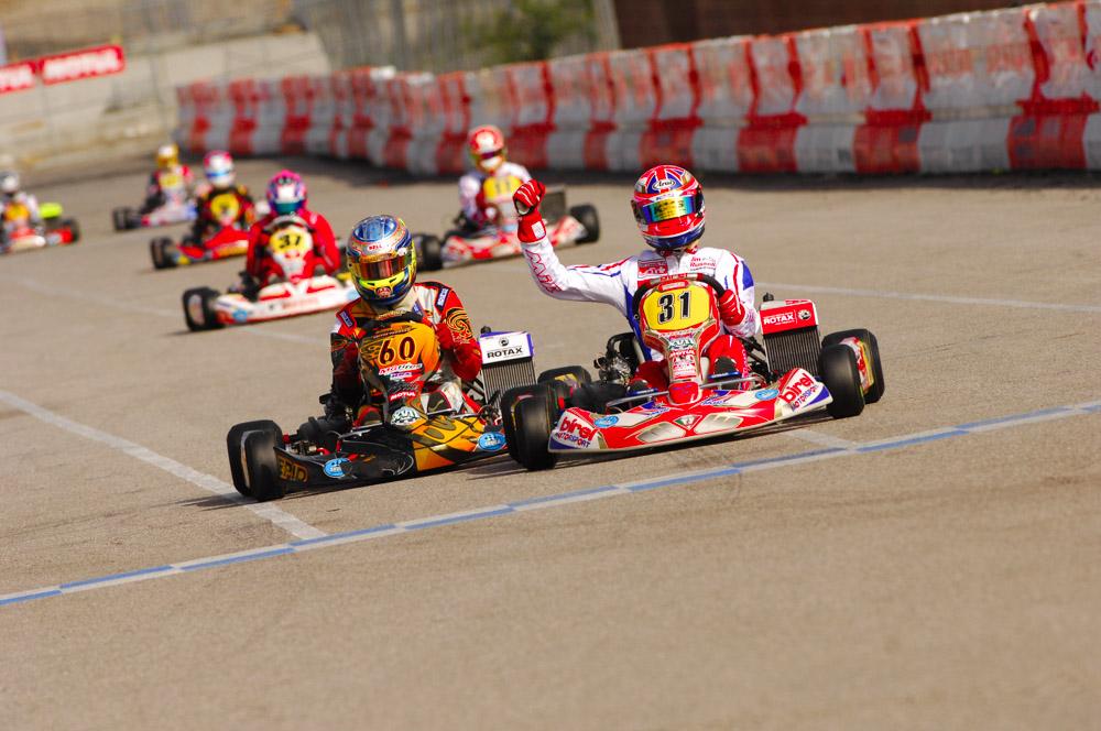 Dallas Karting Complex >> EKN Trackside: SKUSA SuperNationals XVII – Sunday Report ...