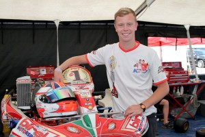 2012 DD2 world champion Ben Cooper is among the talented driver pool in DD2 (Photo: Ken Johnson - Studio52.us)