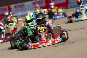 Jordon Musser drove to the runner-up finish in the S4 category (Photo: On Track Promotions - otp.ca)