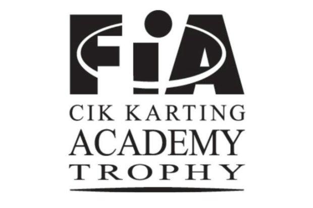 CIK-FIA Academy Trophy logo