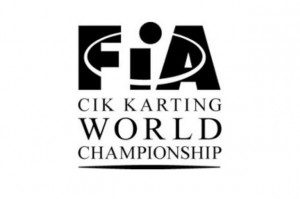 CIK-FIA World Championship logo