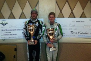 David Sera and Nicholas Rowe give Comet Racing Engines 1-2 finish in TaG Senior