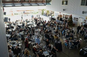 The Cal Aero Aviation Country Club was filled with racers, teams and their families as they celebrated an excellent 2013 season (Photo: LAKC)