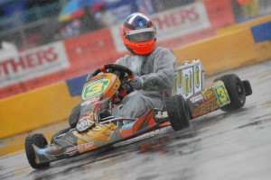 S2 driver Ryan Kinnear was quick in the wet and dry aboard his LEM Intrepid (On Track Promotions - otp.ca)
